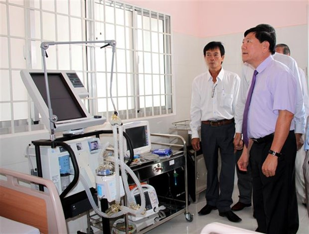 New hospital opens to serve IP workers in Vinh Long hinh anh 1