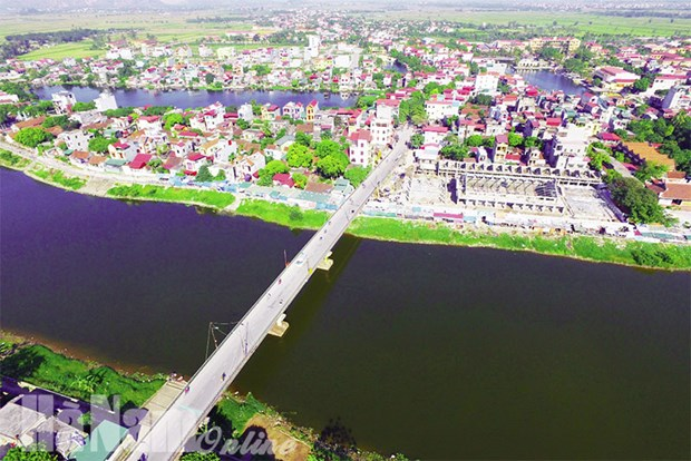 Ha Nam: 78 communes recognised as new-style rural areas hinh anh 1