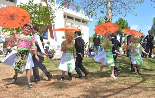 Over 100 artisans join Gia Lai ethnic festival hinh anh 1