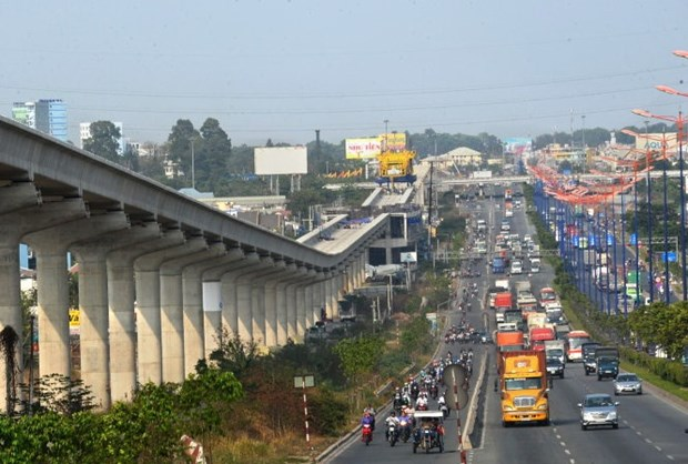 Major infrastructure works begin in new year hinh anh 1