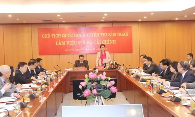Finance Ministry asked to implement tasks from year's beginning hinh anh 1