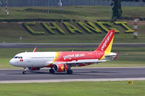 Vietjet Air to start operation at Changi Airport Terminal 4 hinh anh 1