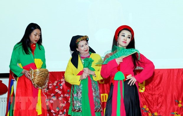 Cultural identity promoted in Vietnamese community in Italy hinh anh 1