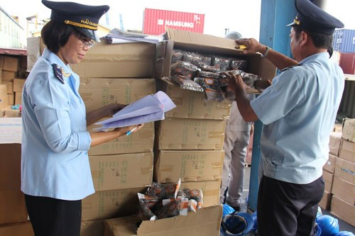Export turnover up 50 percent during Tet holiday hinh anh 1