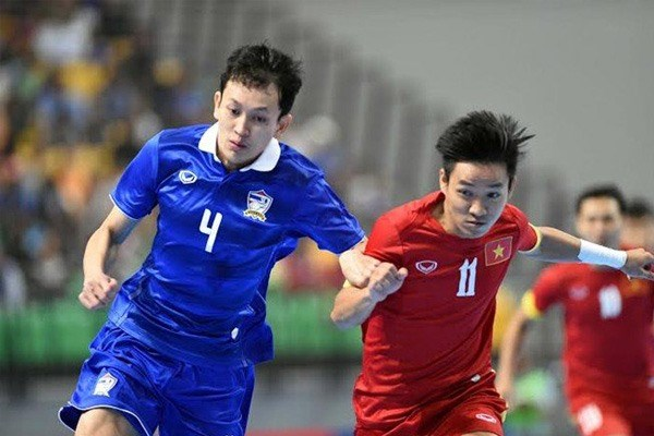 Vietnam to meet Thailand at AFF futsal event hinh anh 1
