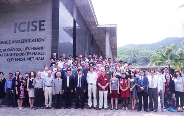 Conferences on planets beyond solar system open in Binh Dinh hinh anh 1
