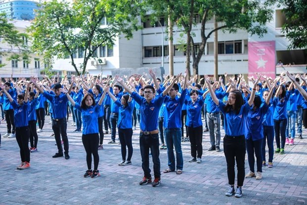 Youth Month receives warm response across country hinh anh 1