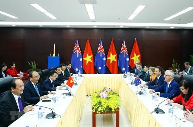 PM's upcoming visit to lift Vietnam-Australian ties: Ambassador hinh anh 1