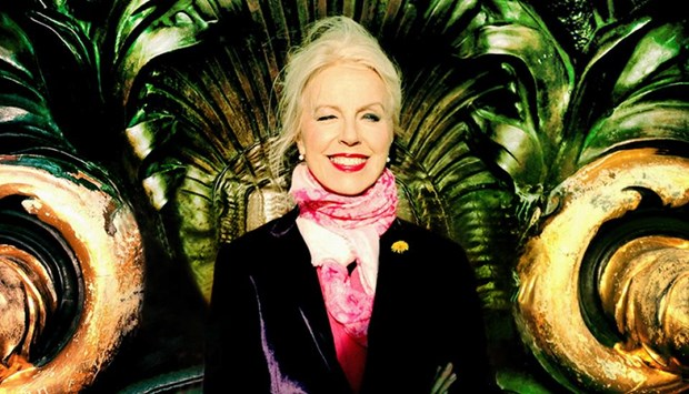 Two-time Grammy winner Anne Sofie von Otter to perform in Hanoi hinh anh 1