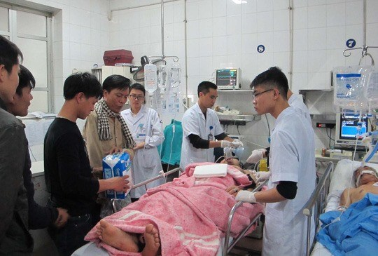 Assaults on medical staff on the rise in Vietnam hinh anh 1