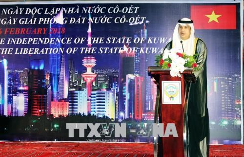 Kuwait's national days marked in HCM City hinh anh 1