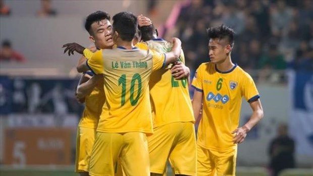 Thanh Hoa aim to beat Yangon United at AFC Cup hinh anh 1
