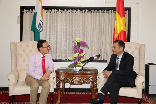 President Tran Dai Quang's India visit to foster multi-faceted cooperation hinh anh 1