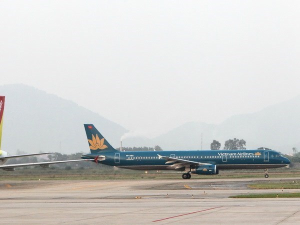 Vietnam Airlines serves nearly 880,000 passengers during Tet holiday hinh anh 1