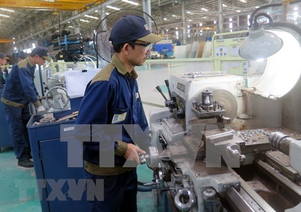 Binh Phuoc enterprises resume operation after Tet hinh anh 1