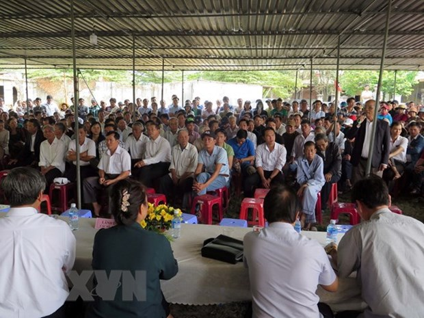 Solutions to Da Nang steel plants' pollution to be given by March 5 hinh anh 1