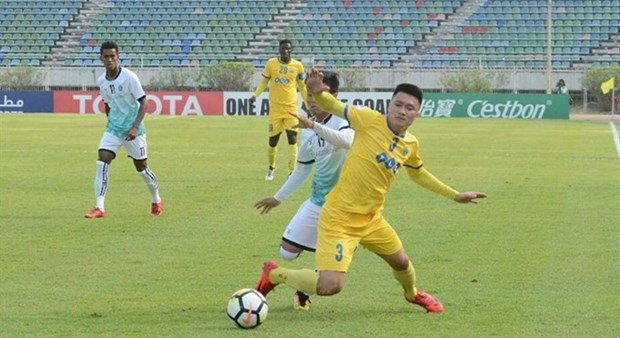 Thanh Hoa lose to Yangon United at AFC Cup hinh anh 1