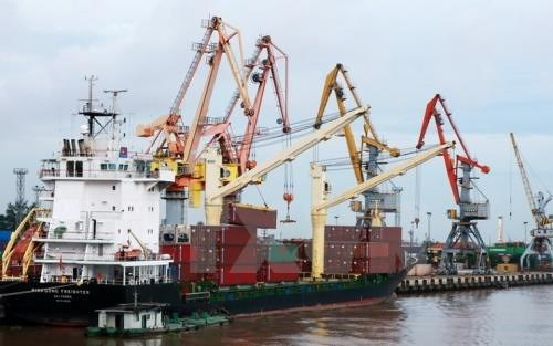 Vietnam's import-export value hits 25.9 billion USD in February hinh anh 1