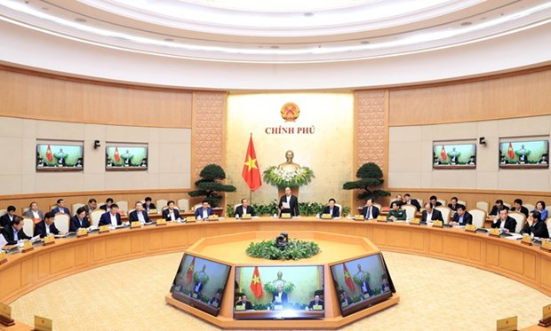 Cabinet meeting: February sees marked socio-economic achievements hinh anh 1