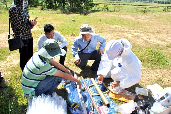 RoK's dioxin detoxification method to be expanded in Thua Thien-Hue hinh anh 1