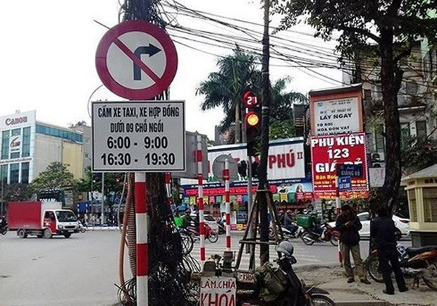 Commercial cars to be banned on inner-city streets hinh anh 1