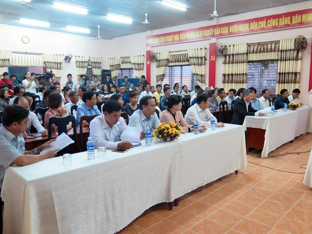 Da Nang officially stops operations of polluting steel factories hinh anh 1