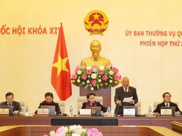 NA Standing Committee to pilot immediate question-and-answer hinh anh 1