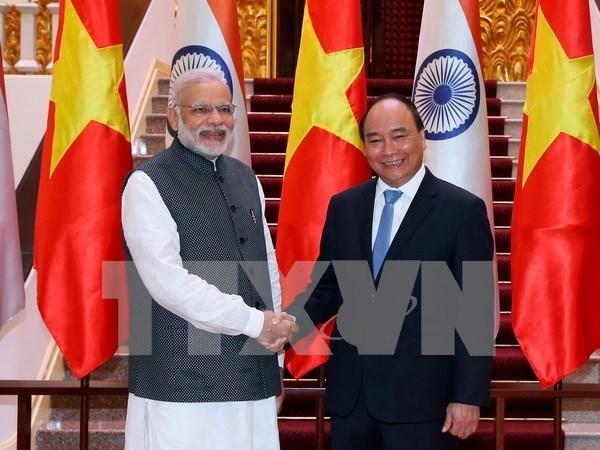 India always a steadfast friend, development partner of Vietnam: official hinh anh 1