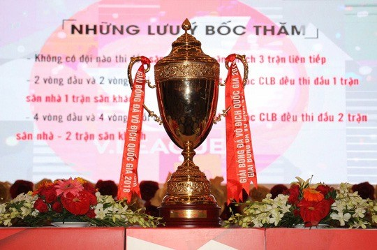 V.League to begin on March 10 hinh anh 1