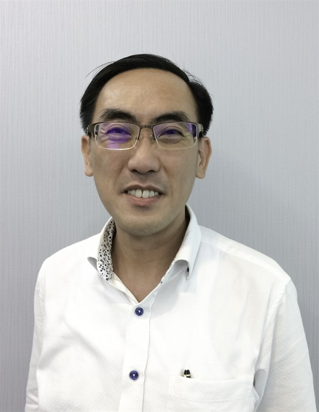 Kaspersky Lab names new GM for Southeast Asia hinh anh 1