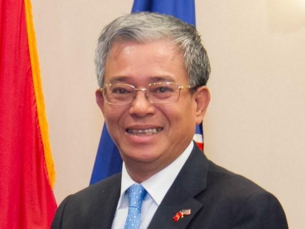 Vietnamese Ambassador hails ASEAN-US cooperative ties hinh anh 1