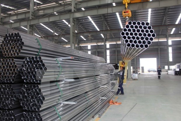 MoIT urges US to carefully consider restrictions to steel imports hinh anh 1