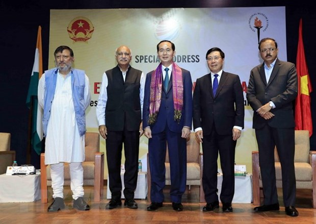 President highlights Indian Ocean-Asia-the Pacific development space hinh anh 1