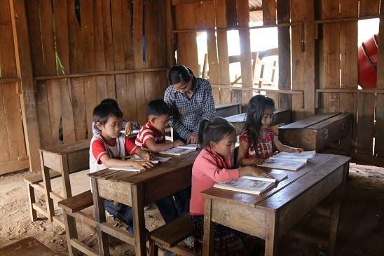 Dak Nong to grant rice to disadvantaged students hinh anh 1
