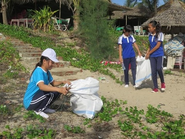 Environment protection campaign launched nationwide hinh anh 1