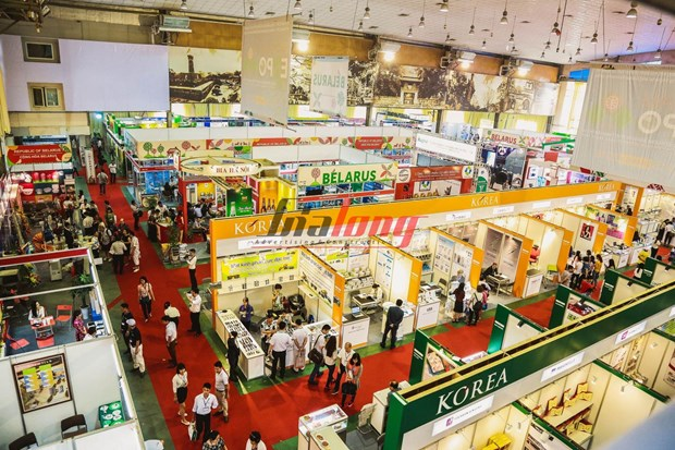 Hanoi to host Vietnam Expo 2018 in April hinh anh 1