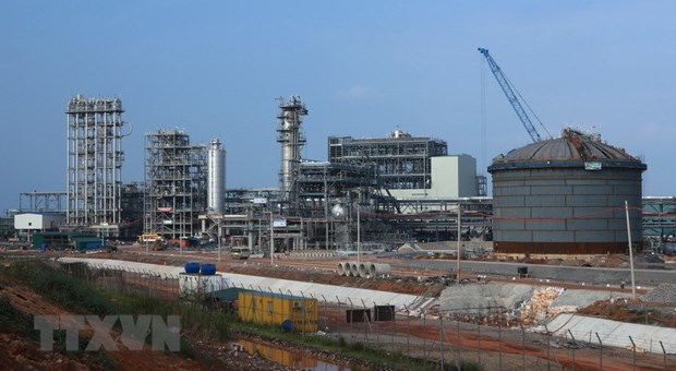 Thanh Hoa hands over expanded site for Nghi Son refinery plant hinh anh 1