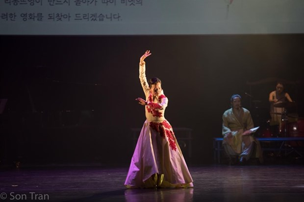 RoK choreographer to perform Truyen Kieu-based dance hinh anh 1
