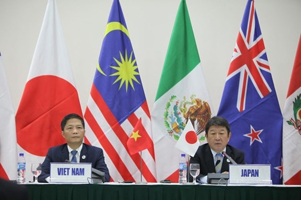 CPTPP signing slated for March 8 in Chile hinh anh 1
