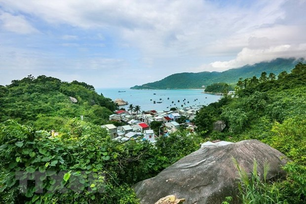 Quang Nam reviews tourism projects on Cham Island hinh anh 1