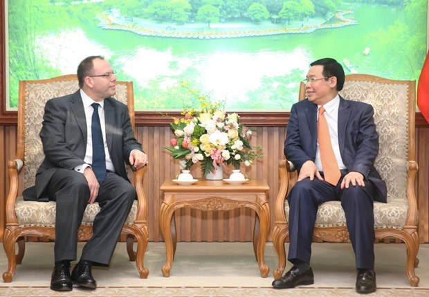 Vietnam to develop multi-tiered social security system: Deputy PM hinh anh 1