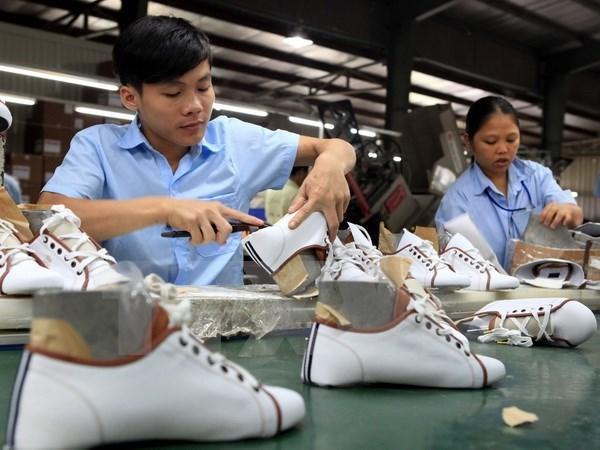 US major project marks good start in 2018 for footwear industry hinh anh 1