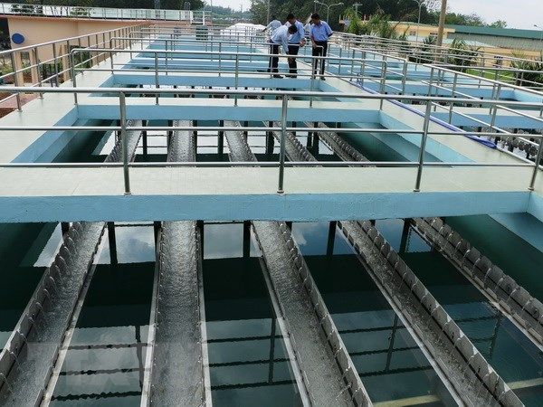 HCM City, Japanese firm cooperate in water treatment hinh anh 1