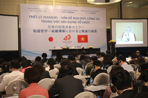 Vietnam learns from Japan's experience in public sector ethics promotion hinh anh 1
