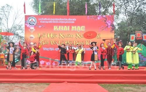 Lang Son culture-tourism festival features local culture hinh anh 1