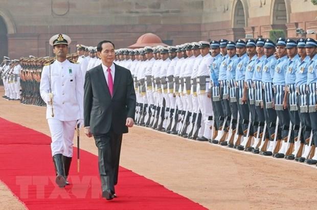 President's India and Bangladesh visits reap successes hinh anh 1