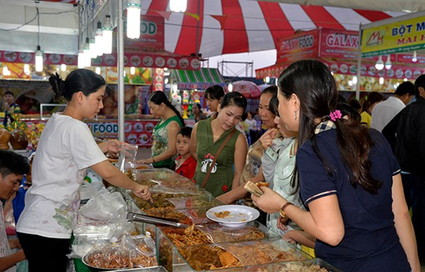 Fair showcases high-quality Vietnamese products in An Giang hinh anh 1