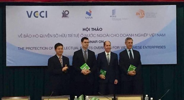 WIPO helps Vietnamese firms in IP protection hinh anh 1