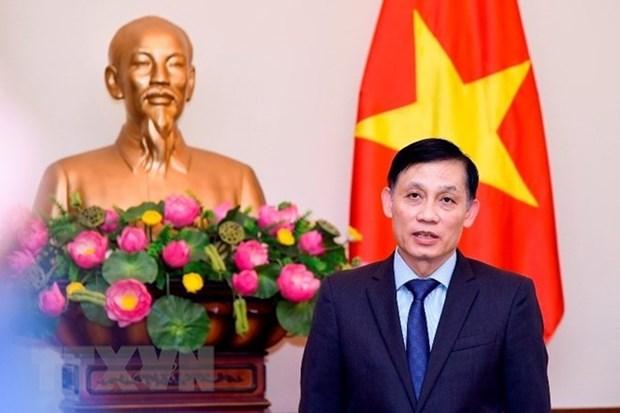 Sovereignty, sovereign rights, jurisdiction of Vietnam ensured: official hinh anh 1