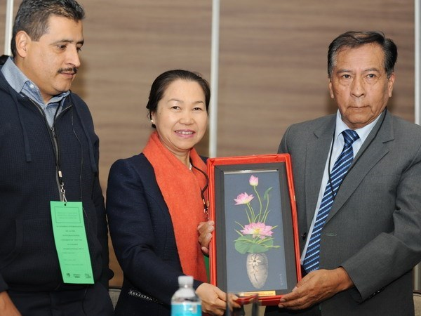 Vietnam attends education union congress in Mexico hinh anh 1